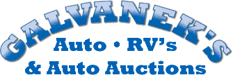 Galvanek's Auto, RV, & Auction